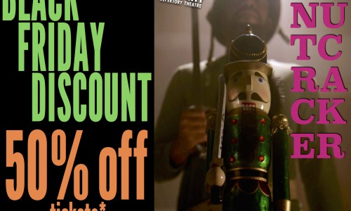 "BLACK FRIDAY DISCOUNT for ""The Nutcracker!"""