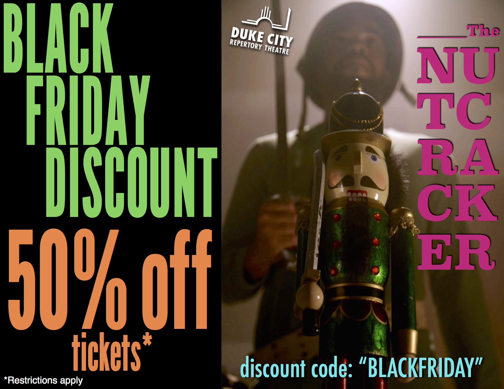 NUT Black Friday